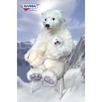 Polar Bear Mama Rocking Baby (mechanical)