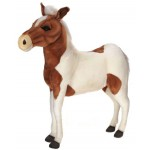 Brown And White Pony Ride-on