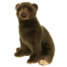 Grizzly Bear Cub 9""