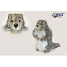 "Marmot Groundhog Puppet 12.5"""