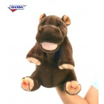 Hippo Hand Puppet