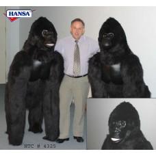 Male Silver Back Gorilla Life Size