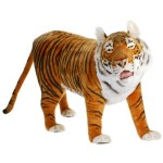 Tiger Standing Life Size