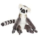 Cuddly Lemur