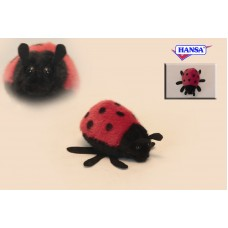 Red Lady Bug Mini