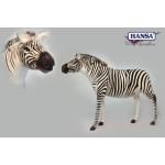 Zebra jacquard