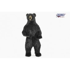 "Black Bear Upright 60""H"