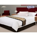 Cheetah Bed Runner
