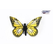 "Butterfly Yellow 5.50""W"
