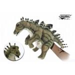 """Stegosaurus Puppet 15""""L"""