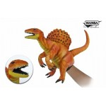 "Spinosaurus Puppet (Orange) 16""L"